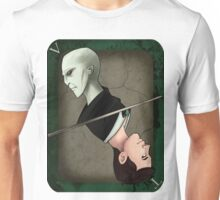 Lord Voldemort Playing Card Unisex T-Shirt