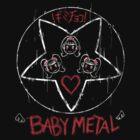BABYMETAL by EwwGerms