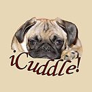 iCuddle Pug Puppy by Patricia Barmatz