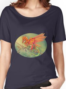 Coquelidragon Women's Relaxed Fit T-Shirt