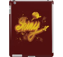 shiny 2 iPad Case/Skin