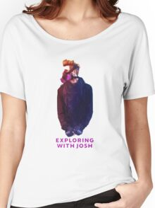 Exploring with Josh Women's Relaxed Fit T-Shirt