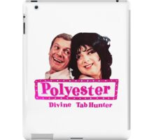 """Polyester (1981)"" iPad Case/Skin"