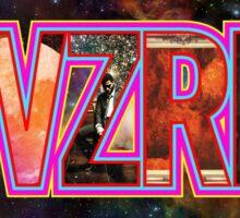 WZRD - Kid Cudi Sticker