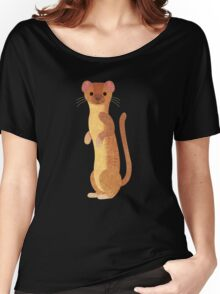 W is for Weasel Women's Relaxed Fit T-Shirt