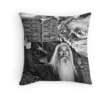 LET MY PEOPLE GO-THE TEN COMMANDMENTS - THROW PILLOW Throw Pillow