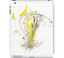 migratory patterns iPad Case/Skin