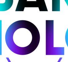 San Holo Heat Sticker