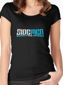 Sidemen Women's Fitted Scoop T-Shirt