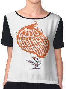 Good Mythical Morning Chiffon Top