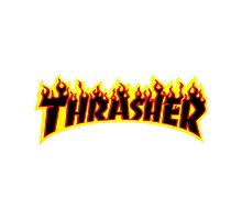 THRASHER Photographic Print