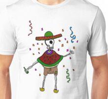 La fiesta de la muerte Unisex T-Shirt