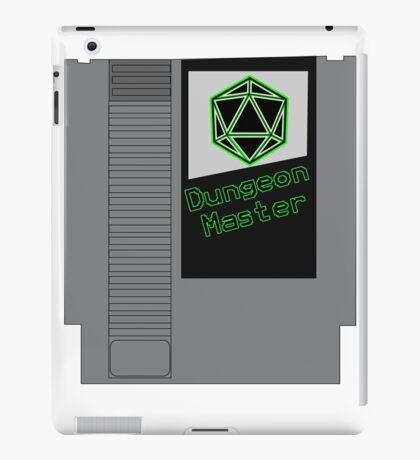 Dungeon Master NES Cartridge Mash Up iPad Case/Skin