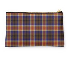 02899 Clermont County, Ohio Tartan  Studio Pouch