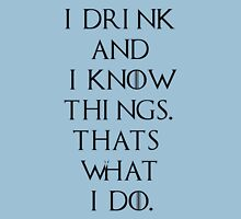 Game of Thrones Drink Game Unisex T-Shirt
