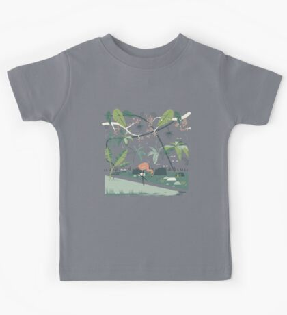 Nightshade Jungle Kids Tee