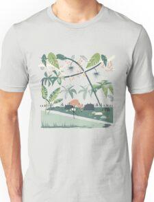 Nightshade Jungle Unisex T-Shirt