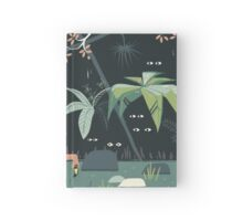 Nightshade Jungle Hardcover Journal