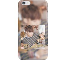 MINGYU SEVENTEEN - LOVE & LETTER iPhone Case/Skin