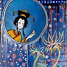 Window Geisha by Tracey Quick