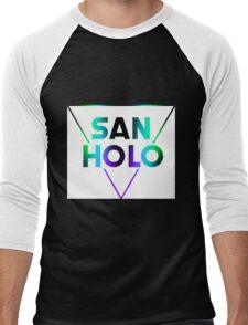 San Holo Heat Men's Baseball ¾ T-Shirt