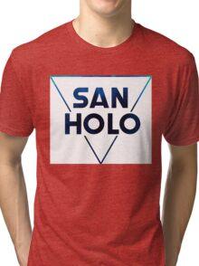 San Holo Cold Tri-blend T-Shirt