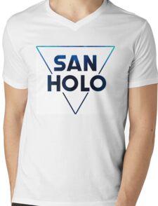 San Holo Cold Mens V-Neck T-Shirt