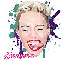BANGERZ Photographic Print
