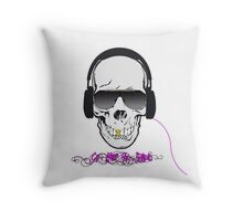 Go Out In Style Throw Pillow