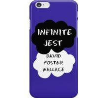 Infinite Jest iPhone Case/Skin