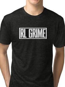RL Grime Basic (WHITE) Tri-blend T-Shirt