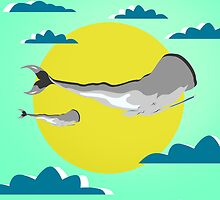 whale life  by motiashkar