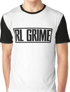 RL Grime Basic (BLACK) Graphic T-Shirt