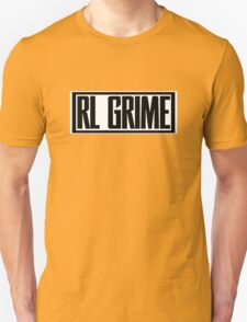 RL Grime Basic (BLACK) Unisex T-Shirt