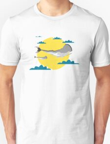 whale life  T-Shirt