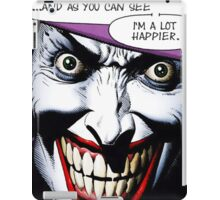 Batman Joker iPad Case/Skin