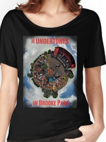 Teenage kicks - The Undertones play Brooke Park Women's Relaxed Fit T-Shirt