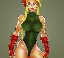 Cammy  by Batsukiro