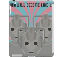 Cyberman iPad Case/Skin