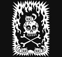 Death, Destruction and Fluffy Kittens Unisex T-Shirt