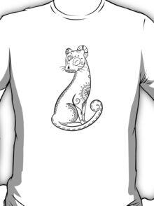 Persian de los Muertos   Pokemon & Day of The Dead Mashup T-Shirt
