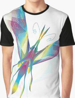 flutterbug Graphic T-Shirt