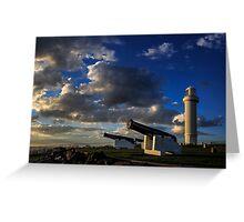 Flagstaff Hill, Wollongong Greeting Card