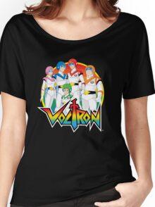 Voltron Pilots Women's Relaxed Fit T-Shirt
