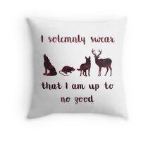 The Marauders V1 Throw Pillow