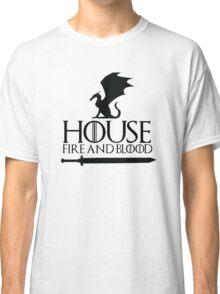 House Targaryen Classic T-Shirt