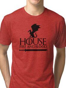 House Targaryen Tri-blend T-Shirt