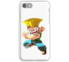 Guile iPhone Case/Skin