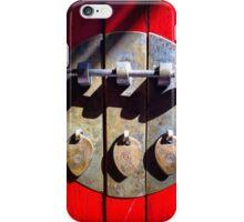 Cabinet craftmanship iPhone Case/Skin