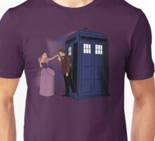 Anastasia And The Doctor  Unisex T-Shirt